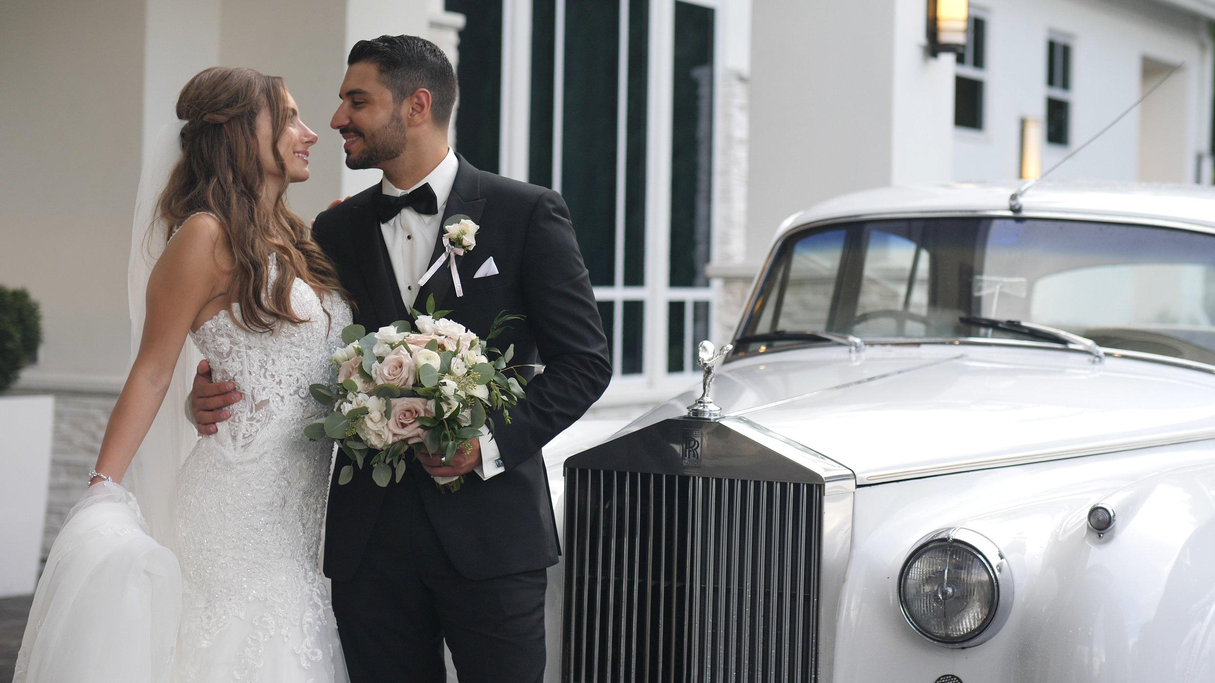 Wedding-Limousine-Toronto